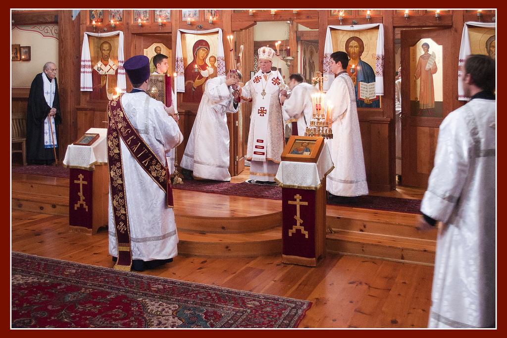 His Excellency Vladyka Stefan