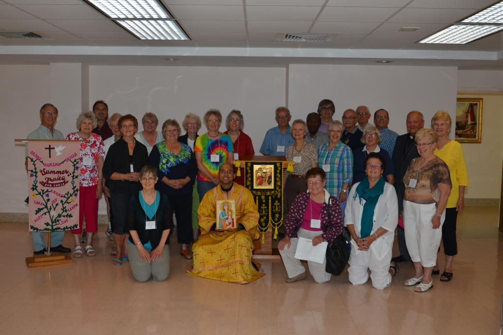 Anglican Lay Readers of the Diocese of Ontario, Kingston, Ontario, July 22-24, 2014
